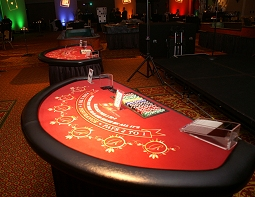 Professional Blackjack Tables and Casino Equipment
