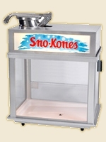 Snow Cone Machine Rentals In San Jose