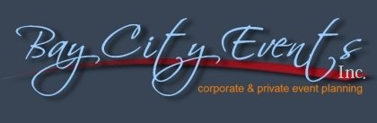 Bay City Events Logo at baycityevents.com